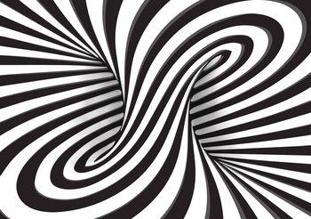 Abstract Swirl Fotobehang