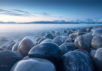 An Ocean Of Time Fotobehang