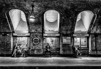 Baker Street Fotobehang