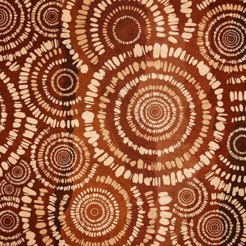 Boho Circles Fotobehang