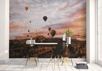 Cappodocia Hot Air Balloon Fotobehang