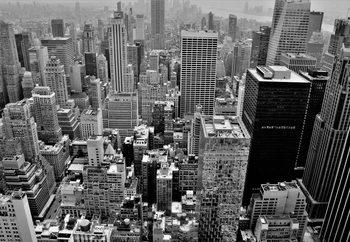 Classic New York Fotobehang