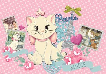 Disney Aristocats Marie Fotobehang