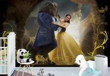 Disney Beauty and the Beast (11180) Fotobehang