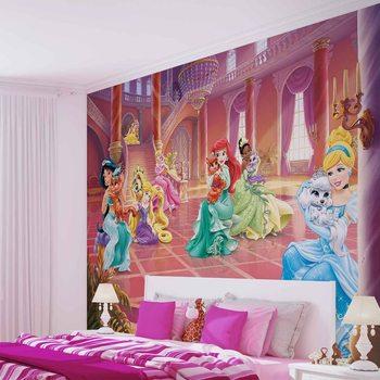 Disney Princesses Cinderella Jasmine Fotobehang