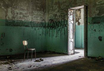 Empty Crazy Spaces Fotobehang