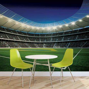 Football Stadium Fotobehang
