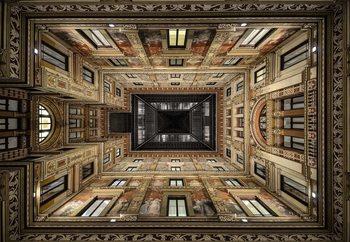 Galleria Sciarra Fotobehang