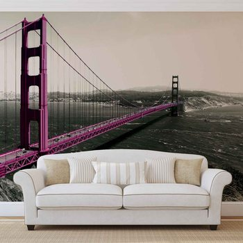Golden Gate Bridge Fotobehang