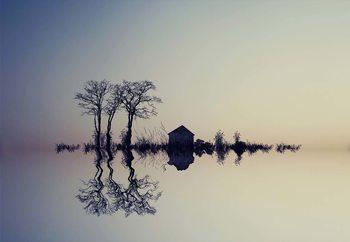 In The Horizon Fotobehang