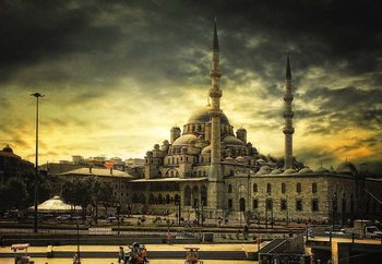 Istanbul Fotobehang