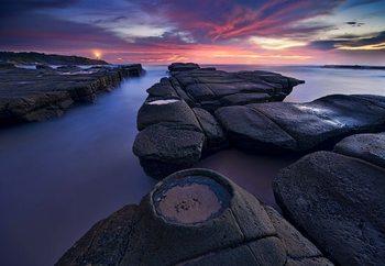 Lighthouse Fotobehang