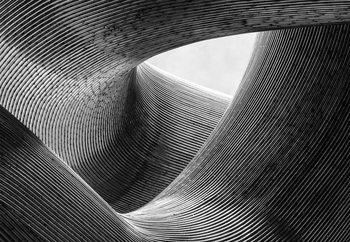 Lines Fotobehang