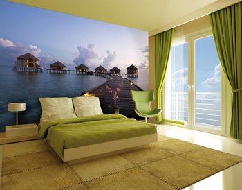Maldiven - Droom Fotobehang