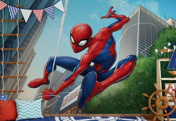 Marvel Spiderman (10590) Fotobehang