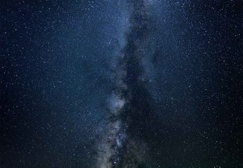 Milky Way Fotobehang