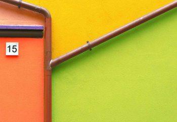 Muro Arlecchino Fotobehang
