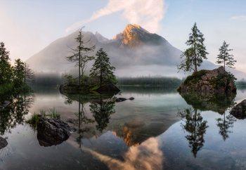 Nature's Awakening Fotobehang