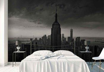 New York Rockefeller View Fotobehang