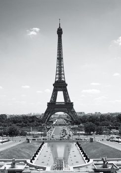 Parijs - Eiffeltoren Fotobehang