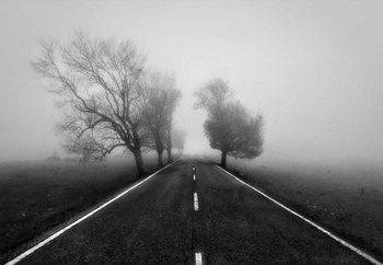 Road To Infinity Fotobehang