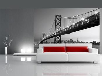 SAN FRANCISCO Fotobehang