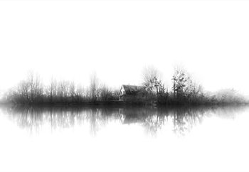 Silence Fotobehang