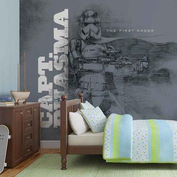 Star Wars Force Awakens Fotobehang