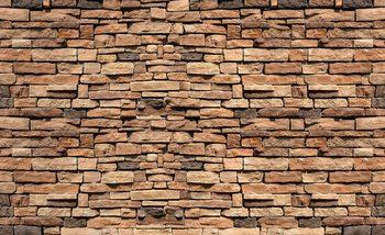 Stone Wall Fotobehang