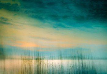 Sunrise Fotobehang