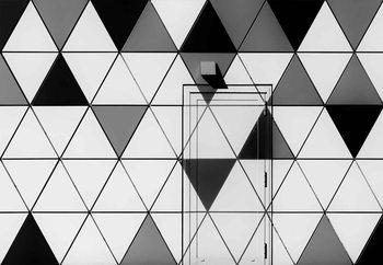 The Door Without Handle Fotobehang