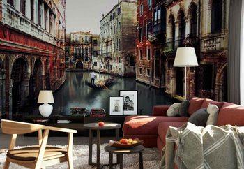 The Gondolier Fotobehang