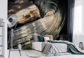 The Rolling Sea Fotobehang