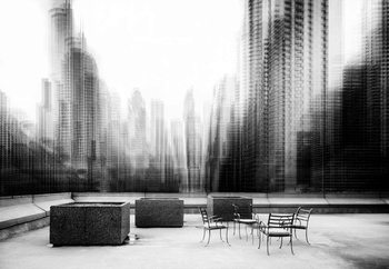 The Terrace Fotobehang