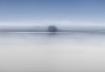 The Twilight River Fotobehang