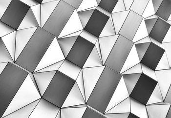 Triangles Fotobehang