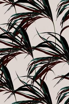 Tropical #7 Fotobehang
