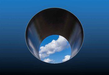 Tunnel Vision Fotobehang