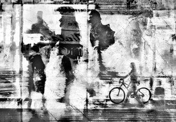 Urban Defect Fotobehang