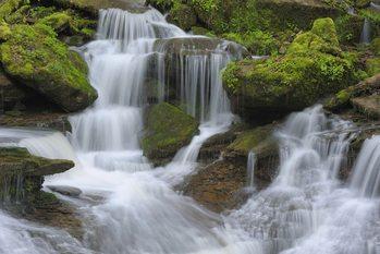 Waterval Fotobehang