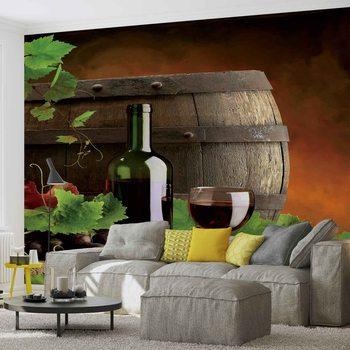 Wine Fotobehang