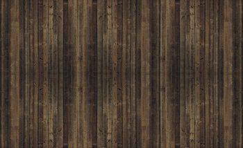 Wood Planks Fotobehang