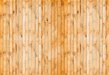 Wooden Planks Texture Fotobehang