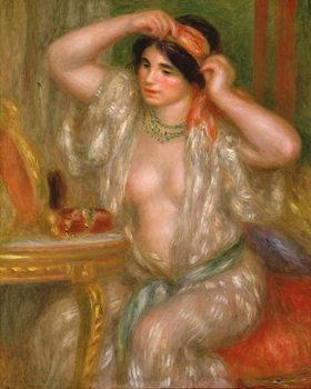 Reprodukcja Gabrielle at the Mirror, 1910