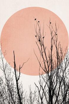 Ilustracja Sunset Dreams