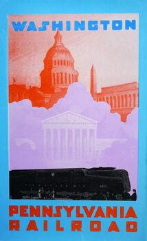 Reprodukcja Washington DC