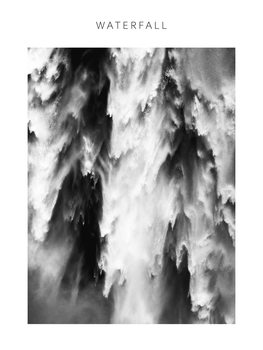 Ilustracja Waterfall