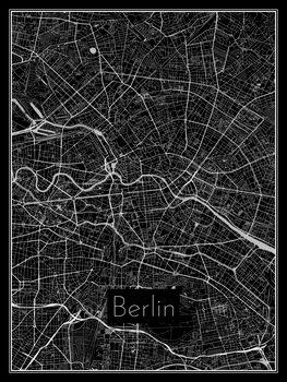Mapa Berlin