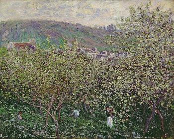 Reprodukcja Fruit Pickers, 1879