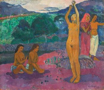Reprodukcja  The Invocation, 1903